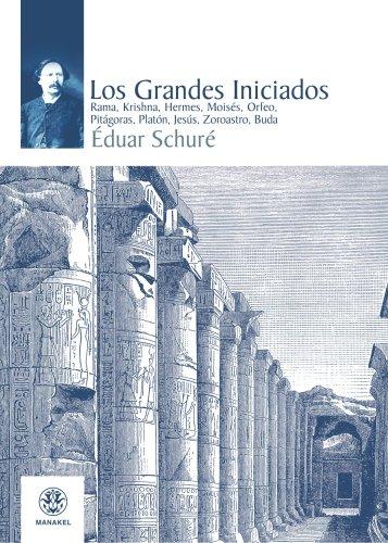 GRANDES INICIADOS  [Schure, Eduard] (Tapa Blanda)