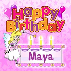 Amazon.com: Happy Birthday Maya: The Birthday Bunch: MP3 Downloads
