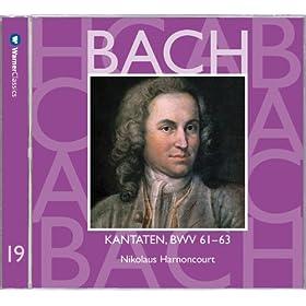 """Cantata No.62 Nun komm, der Heiden Heiland BWV62 : III Recitative - """"So geht aus Gottes Herrlichkeit"""" [Bass]"""