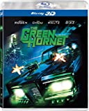 The green hornet 3D [Blu-ray]
