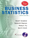 img - for Course in Business Statistics with CD-ROM (4th Edition) book / textbook / text book