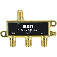 Audiovox Accessories VH48RV 3-Way Splitter