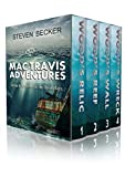 Mac Travis Adventures Box Set (Books 1-4): Includes - Wood's Relic, Wood's Reef, Wood's Wall, Wood's Wreck