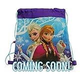 """Disney Frozen Non Woven Nylon Sling Bag with Hangtag - 14"""" X 11"""""""