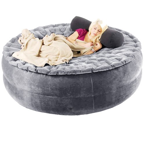 blow up furniture. Smart Air Beds Sumo SAC 4-in-1 Ultimate Inflatable V2.0 Chair Blow Up Furniture