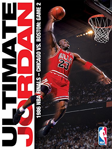 1986 NBA Finals Chicago vs. Boston Game 2 (MJ scores 63)