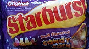 Starburst Fruit Flavored Candy Corn...20 Oz. Bag