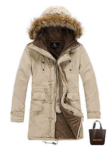 中綿コートはメンズの秋冬に欠かせないアイテム!