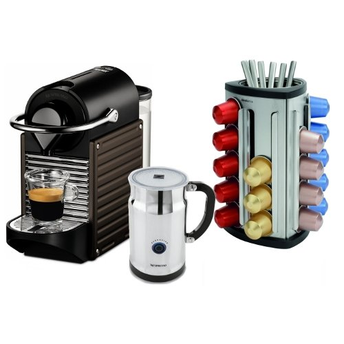 Nespresso Dual Coffee Maker : Coffee Makers: April 2004