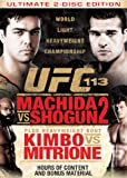 UFC 113: Machida vs. Shogun 2