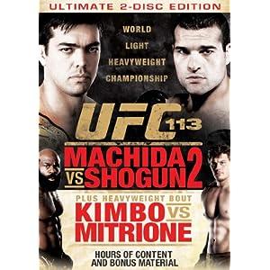 UFC 113: ULTIMATE 2-DISC EDITION 5