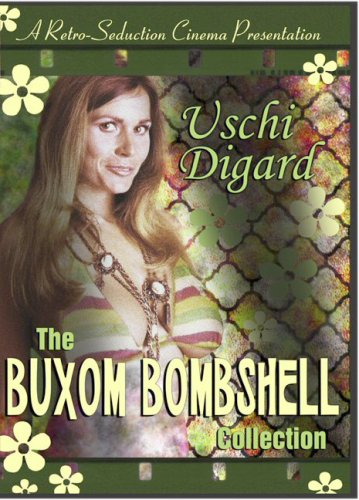 Uschi Digard Buxom Bombshell Collection [DVD] [1971] [Region 1] [US Import] [NTSC]