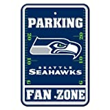 NFL Seattle Seahawks Fan Zone Parking Sign at Amazon.com