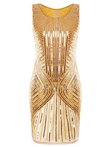 grapent womens plus size sequin cocktail sheath short