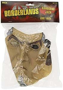Borderlands Latex-Maske Handsome Jack