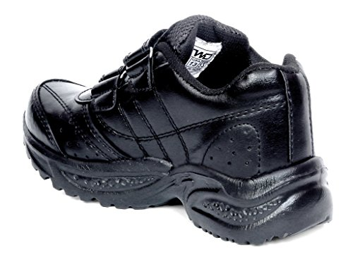 Buy Touchwood Kids Black SuperLight Eva Velcro School Shoes for Boys and  Girls (3-15 Years) on Amazon  a540c341f