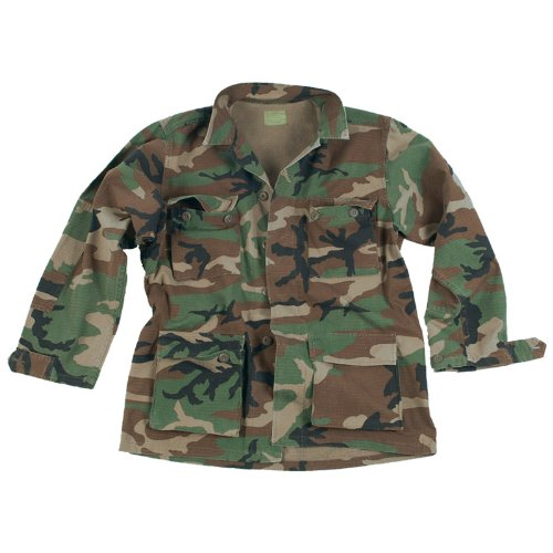 teesar-bdu-chemise-ripstop-prelave-woodland-taille-m