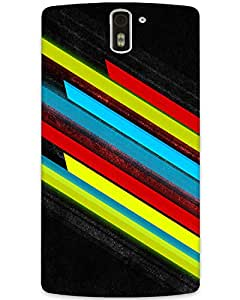 Hugo One Plus 1 Back Cover Hard Case Printed