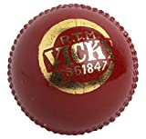 Vicky Leather Ball (Red)