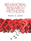 Introduction to Behavioral Research Methods Plus MySearchLab with eText -- Access Card Package (6th Edition)