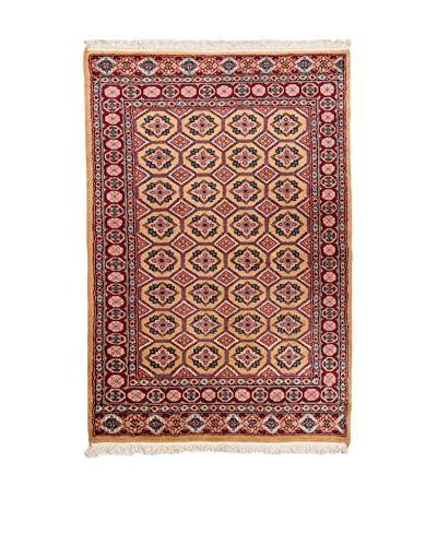 Navaei & Co. Tappeto Kashmir Beige/Multicolore 149 x 92 cm