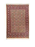 Navaei & Co. Alfombra Kashmir Beige/Multicolor 149 x 92 cm
