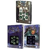 Call of Cthulhu CoC Dice Set コールオブクトゥルフ TRPG ダイスセット (通常版 7th Edition オリエント急行の恐怖)