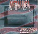 Re Load Interview Disc by Metallica