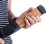 ポケット ギター コンパクト コード 練習用 初心者 向け いつでも どこでも 練習 できる わずか 20cm