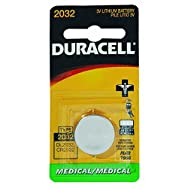 P & G/ Duracell305873V Battery-DL2032 3V MED BATTERY