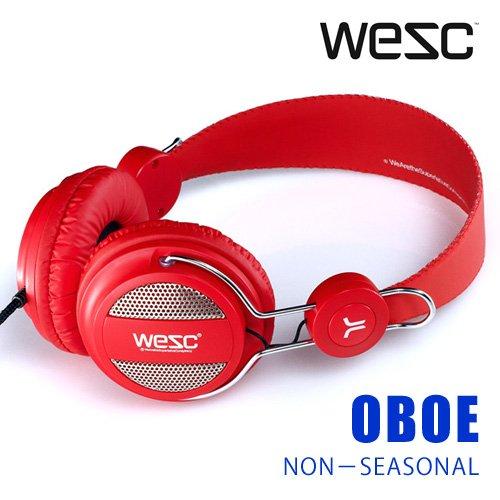 WeSC OBOE HOT ORANGEの写真03。おしゃれなヘッドホンをおすすめ-HEADMAN(ヘッドマン)-