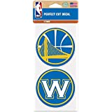 Warriors Decal 2 Pack