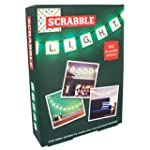 Scrabble Light with 60 re-usable stic...