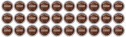 Keurig, Donut House Collection, Chocolate Glazed Donut, K-Cup packs, 30 Count (Individual Keurig compare prices)