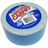"Double Sided Carpet Tape 1-1/2"" x 42 Feet Long."
