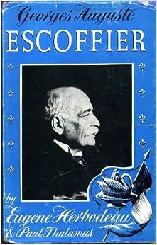 ESCOFFIER COOKBOOK