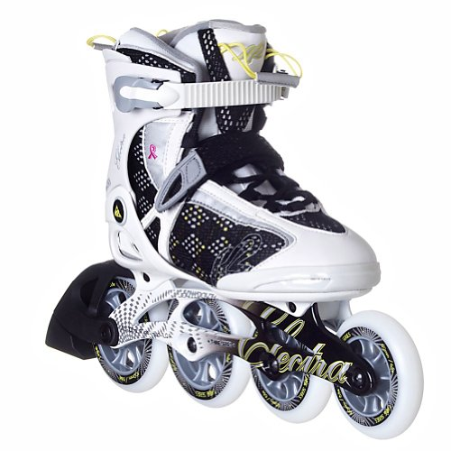 K2 Electra Custom Fit Womens X-Training Inline Skates (8)
