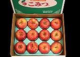青森産りんご 蜜たっぷり!! こつぶのこみつ 12個入(化粧箱)※只今、好評販売中です。