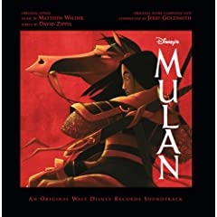 Mulan: An Original Walt Disney Records Soundtrack