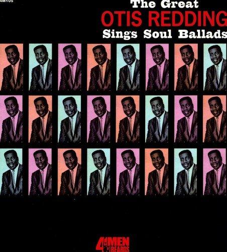 Otis Redding - The Great Otis Redding Sings Soul Ballads (180 Gram Vinyl) - Zortam Music