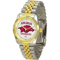 """Arkansas Razorbacks NCAA """"Executive"""" Mens Watch"""
