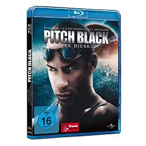 Pitch Black Planet der Finsternis [Blu-ray] [Import allemand]