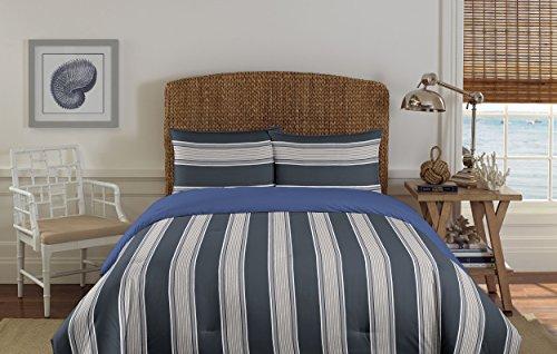 Nautica Dartmoore Comforter Set, Full/Queen, Charcoal front-1010586