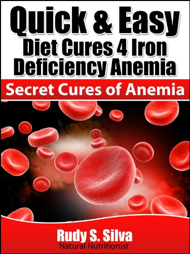 Iron Deficiency Anemia (Quick and Easy Diet Cures For Anemia)
