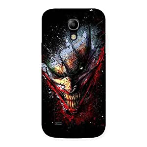 Ajay Enterprises Colorfull Joke Face Back Case Cover for Galaxy S4 Mini