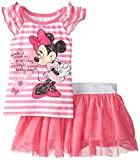 Disney Baby-Girls  2 Piece Cute Minnie Skirt Set