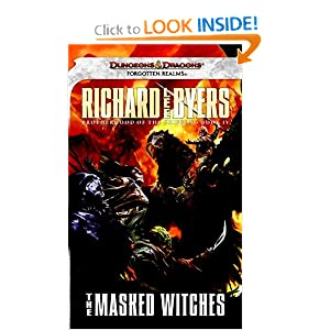 The Masked Witches: Brotherhood of the Griffon, Book IV by Richard Lee Byers