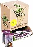 Oskri Fig Bar, 0.88-Ounce Bars (Pack of 40)