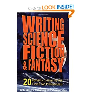 Writing Science Fiction & Fantasy by Analog and Isaac Asimov's Science Fiction Magazine