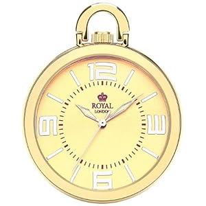 Royal London 90040-04 Mens Quartz Pocket Watch